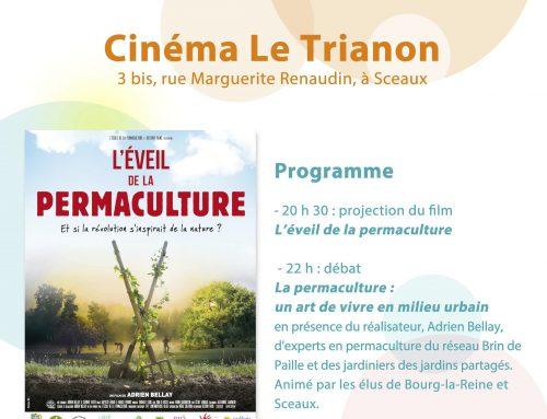 Soirée ciné-débat l'éveil de la permaculture