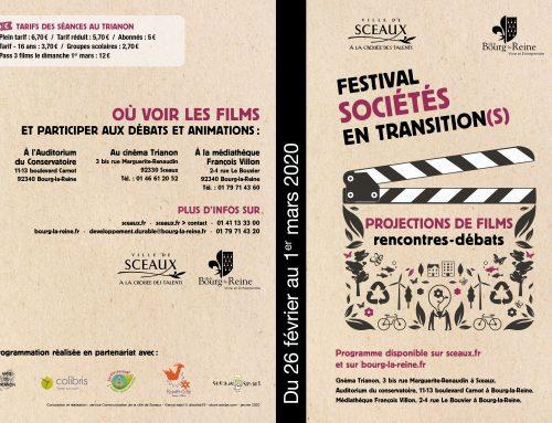 Festival Sociétés en transition